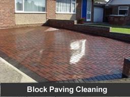 Block Paving Cleaning Cumbria