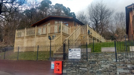 Decking Cleaning & Oiling Windermere