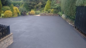 After Tarmac Repair & Sealing