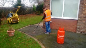 Driveway surfacing/resurfacing in Cumbria
