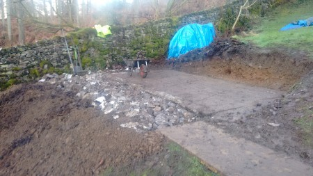 Demolition and groundworks in Cumbria