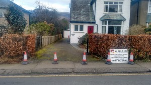 Road repairs Keswick and Cumbria Pothole repair Cumbria Tarmac repairs in Cumbria