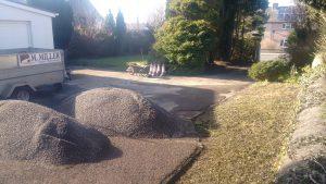 Driveway repair Cumbria