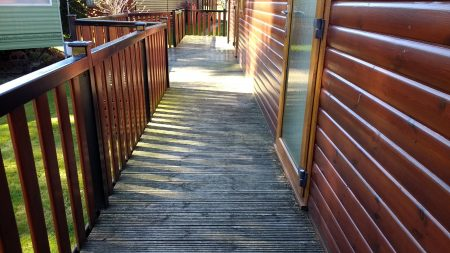Before Decking Penrith