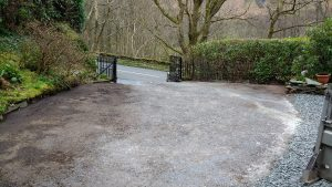 Tarmac Driveways Barrowdale Valley Keswick Cumbria