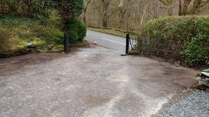 Driveway & Pothole repair Barrowdale Valley Keswick Cumbria