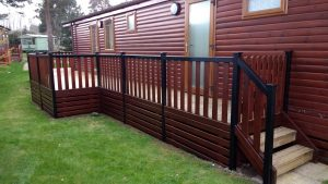 Decking Staining & Oiling