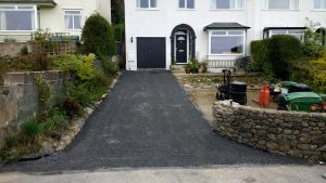 After Surface Dressing Repairs Cumbria