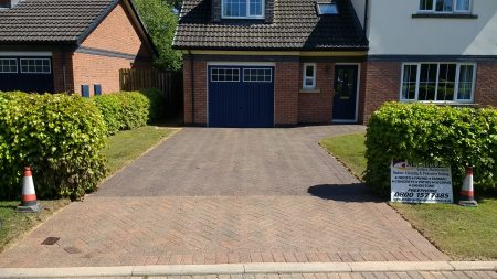 After Driveway Cleaning Carlisle