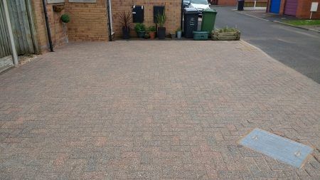 After Small Driveway Clean Carlisle