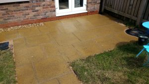 Patio Cleaning & Sealing Carlisle