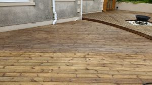 Decking Treating