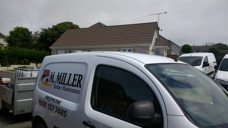 M. Miller Roof Cleaning Specialists Whitehaven