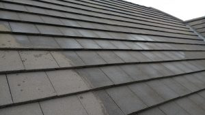Roof Tile Cleaning & Sealing Whitehaven