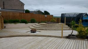After Specialist Decking Cleaning Whitehaven
