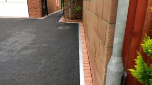 Paved Edging Taped Carlisle
