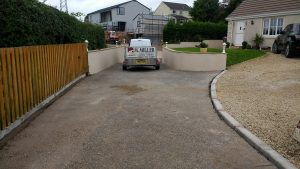 M. Miller Surface Maintenance experienced professionals in all aspects of groundwork services Cumbria