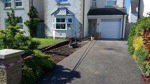 Driveway Dug Out in Cumbria