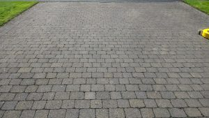 Before Paving Clean