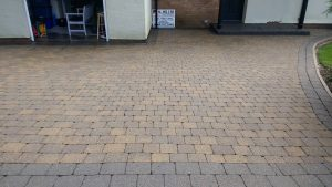 After Pressure Cleaning Kendal