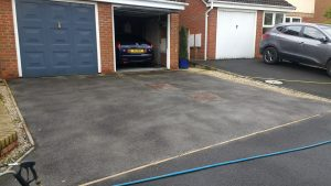 Tarmac Fungicidal Wash APPLIED Carlisle
