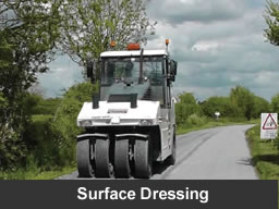 Surface Dressing Cumbria