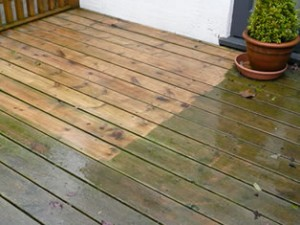 Decking Cleaning The Scottish Borders