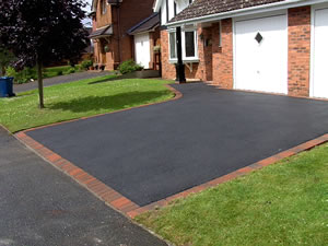 Tarmac driveways Windernere