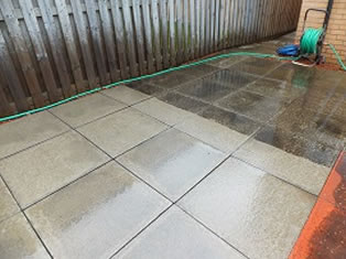Patio Cleaning, Repointing & Sealing Cumbria