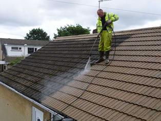 Roof Cleaning Lockerbie