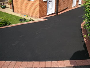 Tarmac Cleaning Cumbria