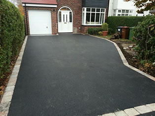 Tarmac Coating Cumbria