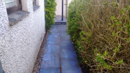 Pathway Cleaning, Repointing & Sealing Storth