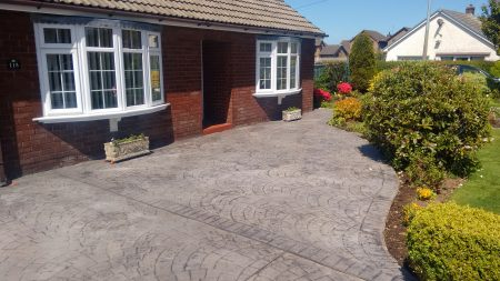 Pattern Imprinted Concrete Cleaning Barrow in Furness