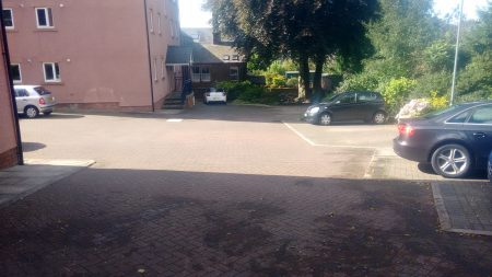 Commercial Carpark Pressure Cleaning