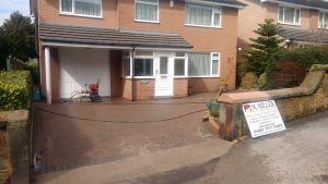 Driveway Cleaning Penrith