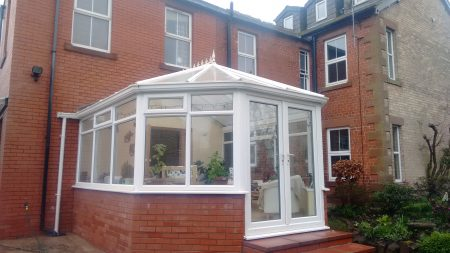 Conservatory Fascia & Soffit Cleaning