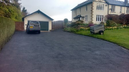 After Tarmac Cleaning Newcastle