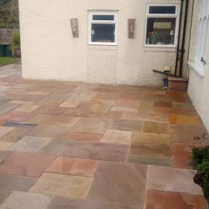 Patio Sealing Stocksfield