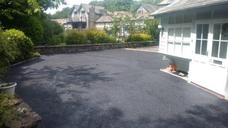 After Commercial Tarmac Sealing Ulverstone