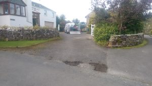 Tarmac Cleaning Repair & Sealing