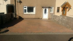 Before Pressure Washing Dalton in Furness