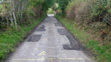Tarmac Patching Dumfries & Galloway