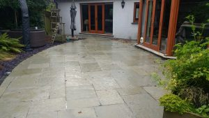 Patio Cleaning Before Kendal in Burton