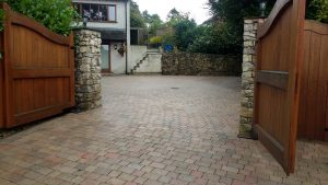 After Pressure Washing Kendal in Burton