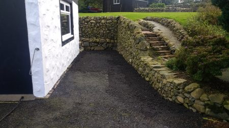 Driveway After Reinstatment