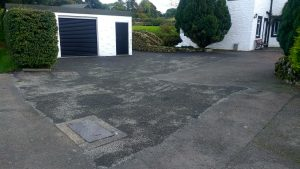 Driveway Surface dressing Dunscore