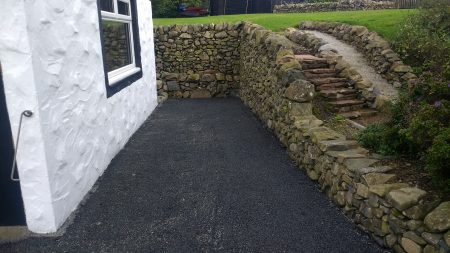 Driveway After Surface Dressing Dumfries & Galloway