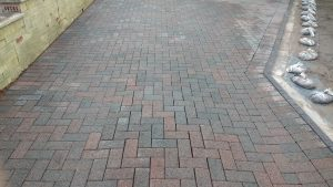 After Power Washing Carlisle