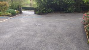 After Tarmac Treating & Clean Cockermouth